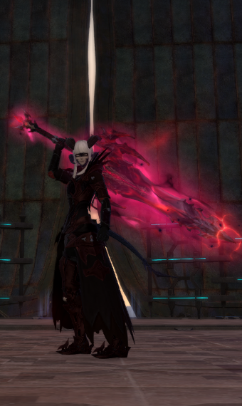 Demonic Dark Knight | Eorzea Collection