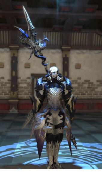 Holy Dragoon | Eorzea Collection