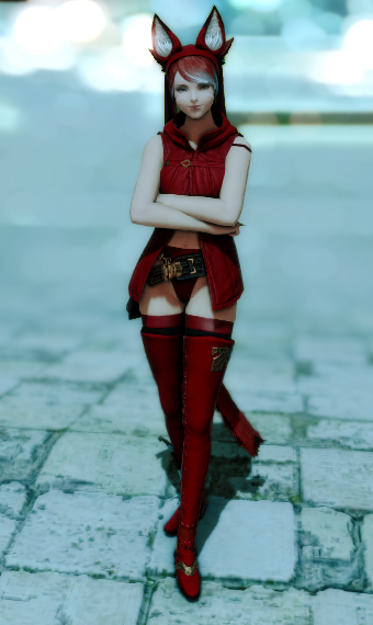 Foxy lady 4